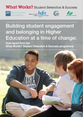 What Works? Student Retention & Success Final Report
